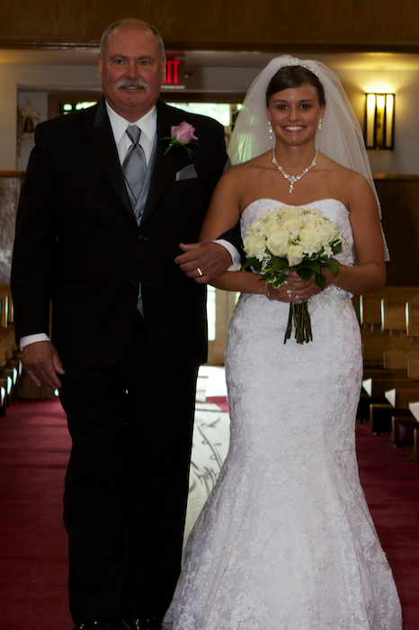 Kaitlyn and her Father